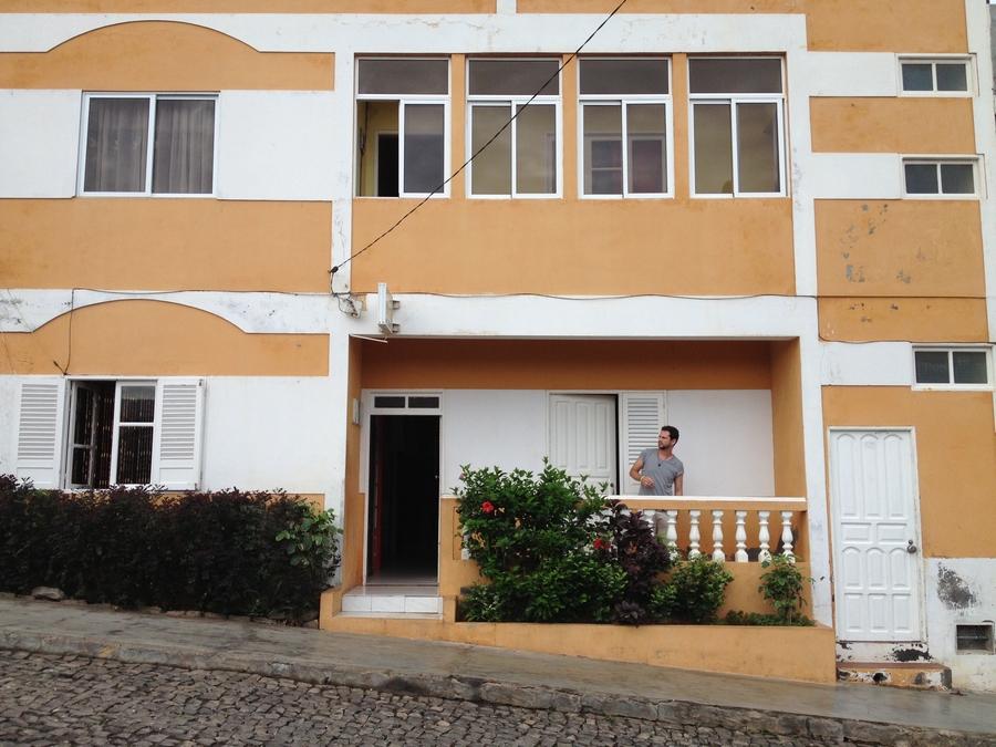 Boca de Pistola - Ponta do Sol, Santo Antão, Cap-Vert
