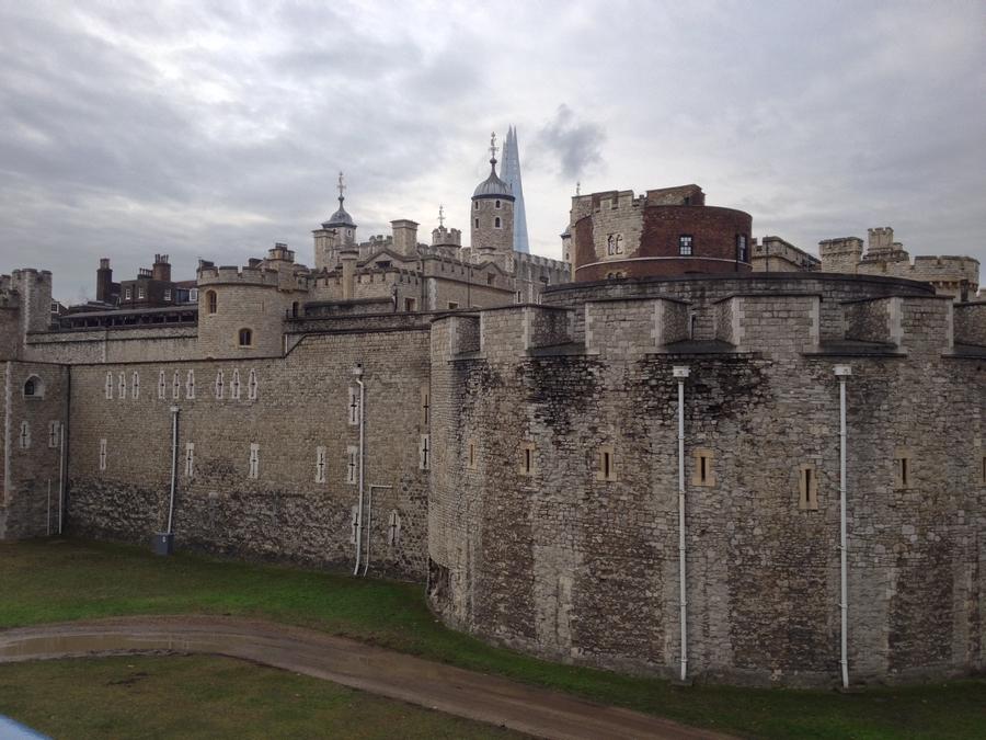La Tour de Londres - Londres, Angleterre