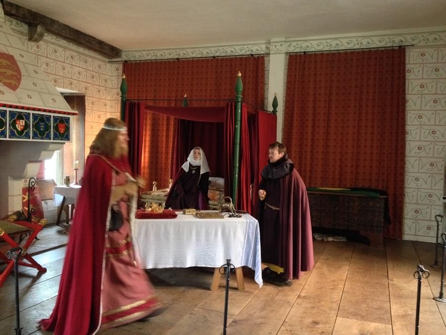 Reconstitution de la préparation au couronnement - Londres, Angleterre