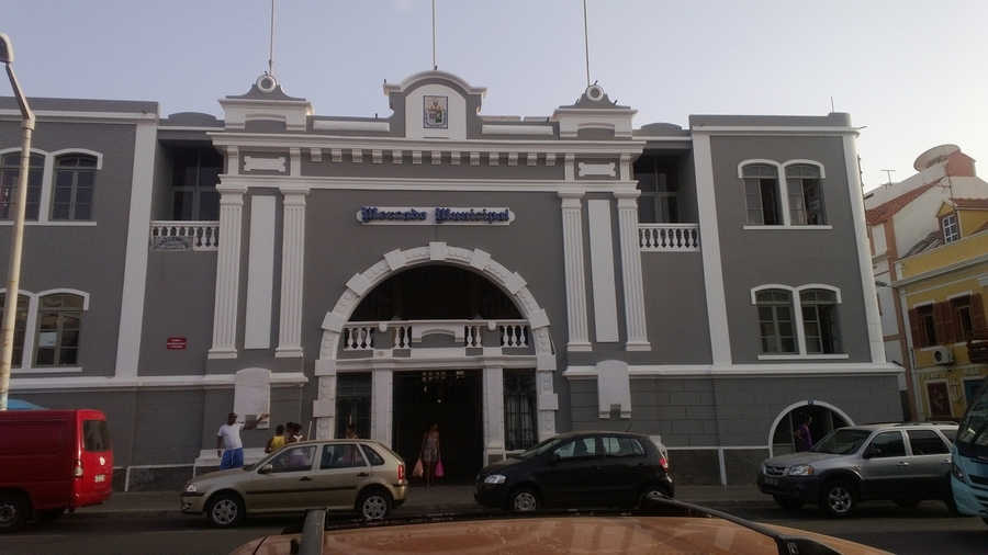 Marché municipal de Mindelo - São Vicente, Cap-Vert