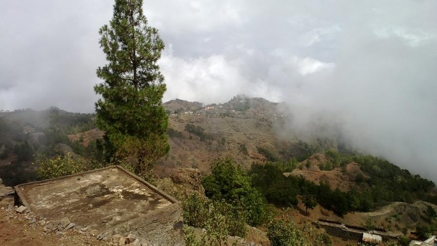 Route de la Corde - Santo Antão, Cap-Vert