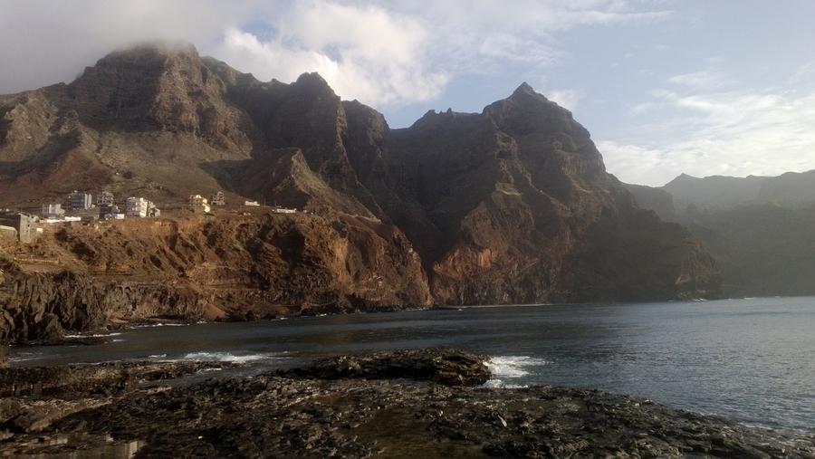 Ponta do Sol - Santo Antão, Cap-Vert