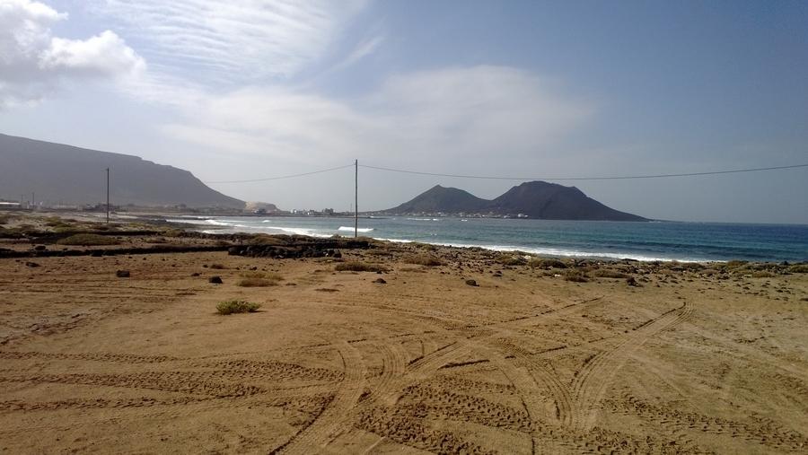 Plage de Calhau - São Vicente, Cap-Vert