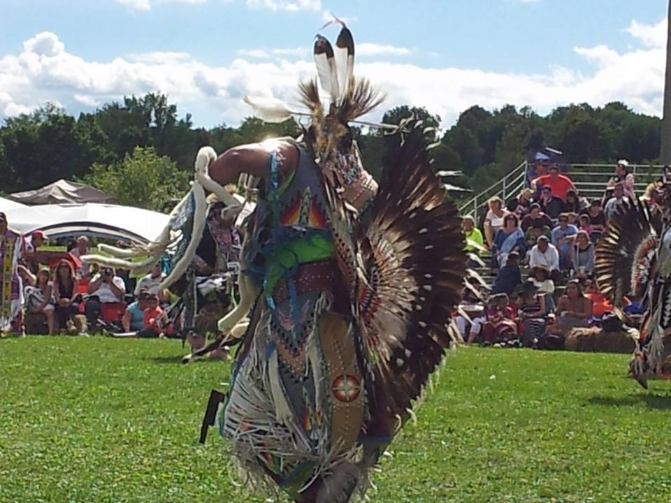 Akwesasne Pow wow Regalia - Canada