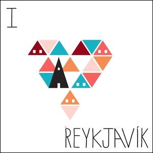 I heart Reykyavik
