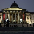 La National Gallery - Londres, Angleterre