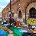 Brick Lane market - London, England