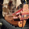Replica of the Vasa - Vasa Museum, Stockholm, Sweden