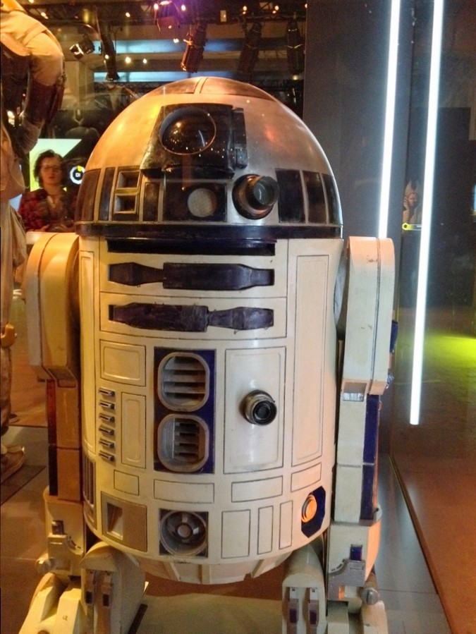 R2-D2 - Stars Wars Identities, Lyon, France