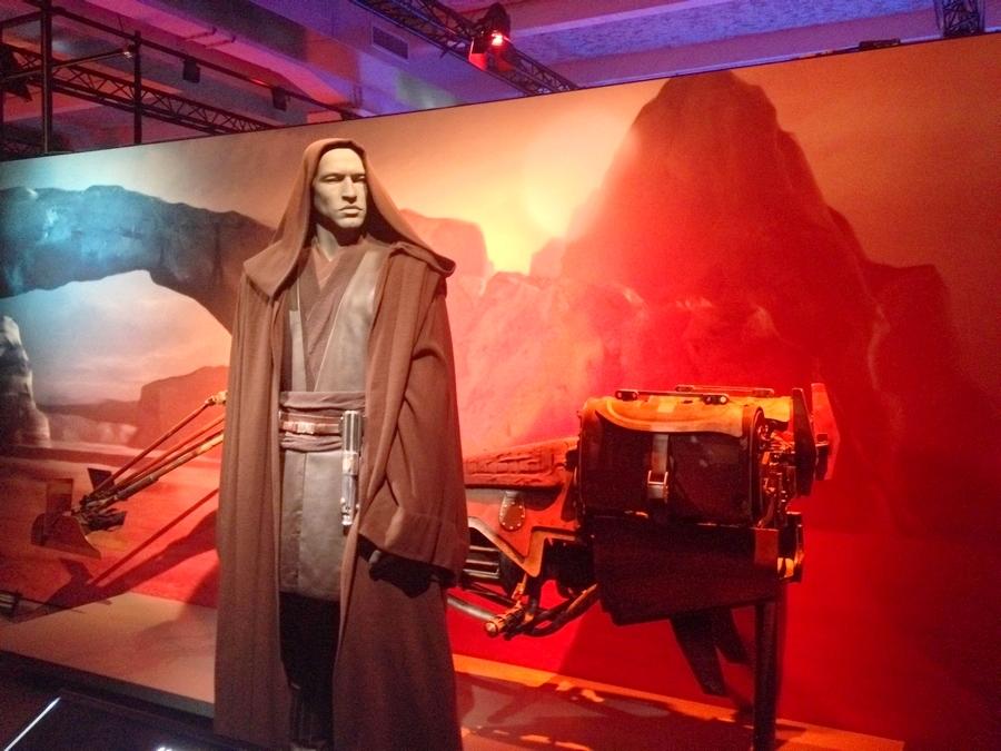 Costume d'Anakin - Star Wars Identities, Lyon, France