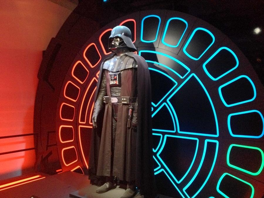 Costume de Dark Vador - Star Wars Identities, Lyon, France