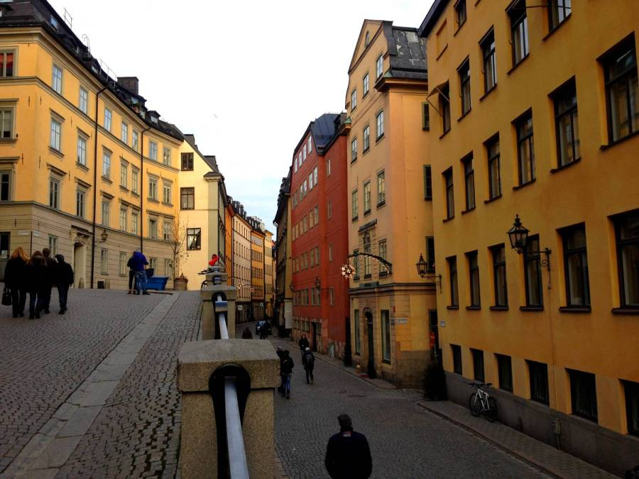 Gamla Stan - Stockholm, Suède