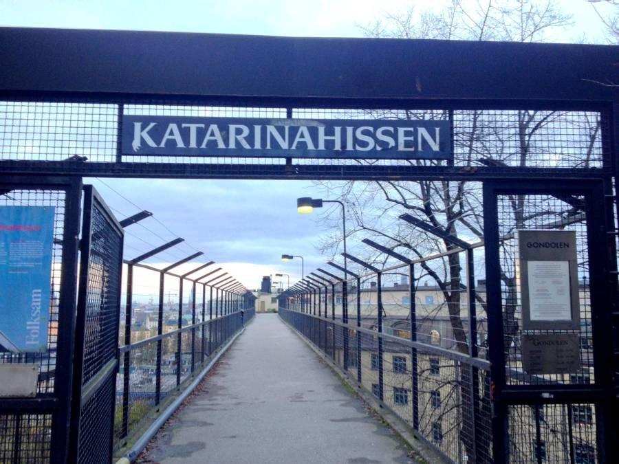 Katarinahissen - Stockholm, Suède