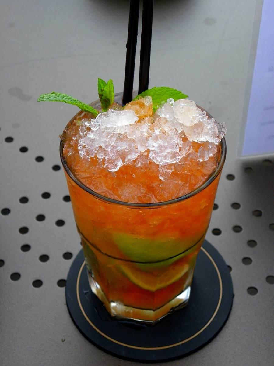 Mojito corse - Sofitel de Porticcio, Corse