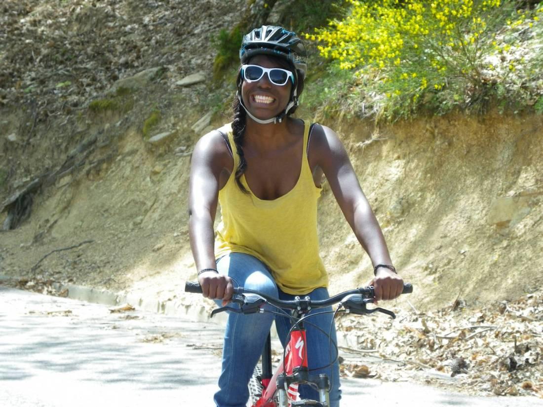 Nath mountain biking - Ghisoni, Corsica