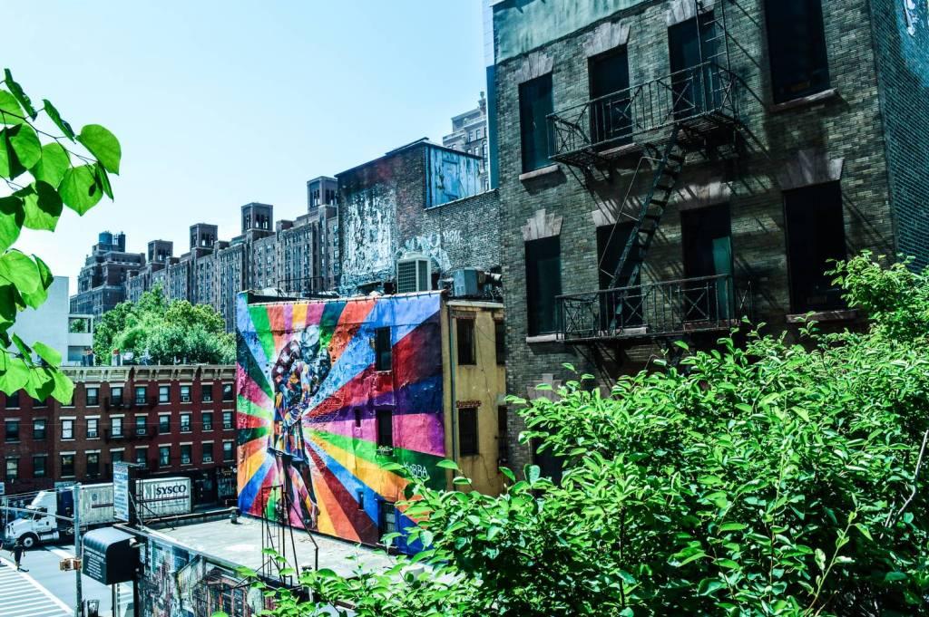 La High Line - New York, Etats-Unis