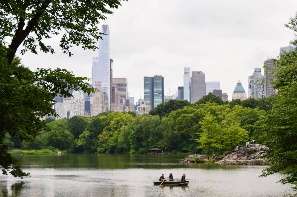 Central Park - New York, Etats-Unis