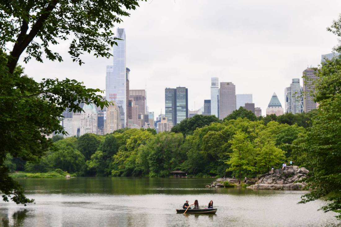 Central Park - New York, United States