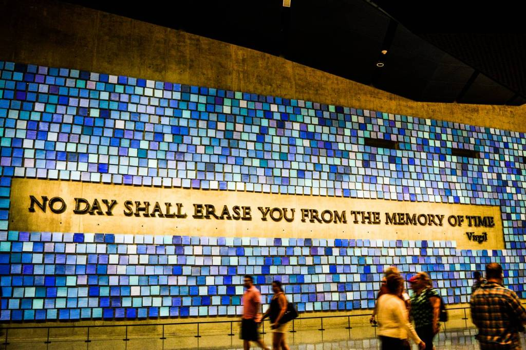 9/11 Memorial museum - New York, Etats-Unis
