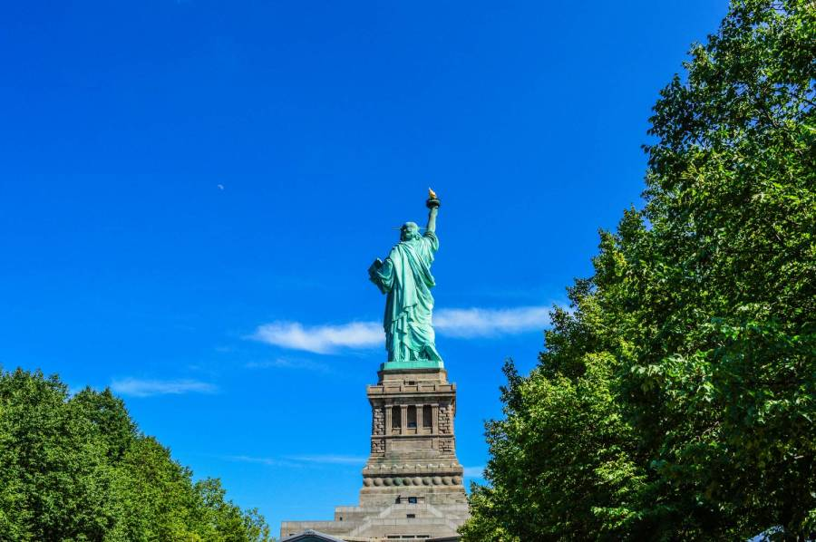 The Statue of Liberty - New York, United States