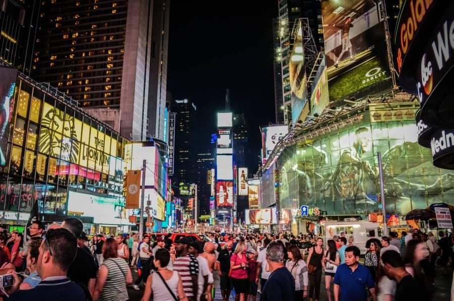 Times Square - New York, Etats-Unis