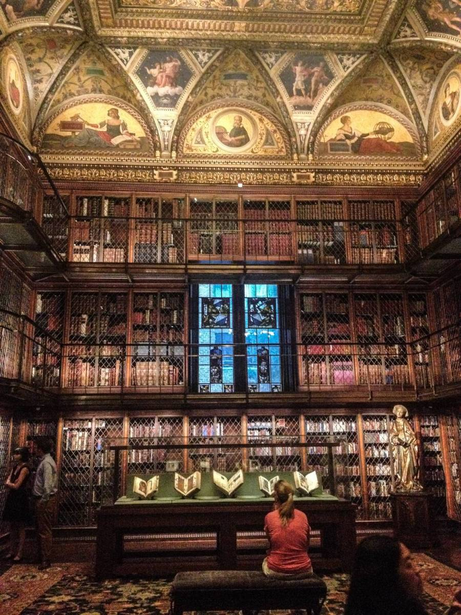 Morgan Library and Museum - New York City, United States