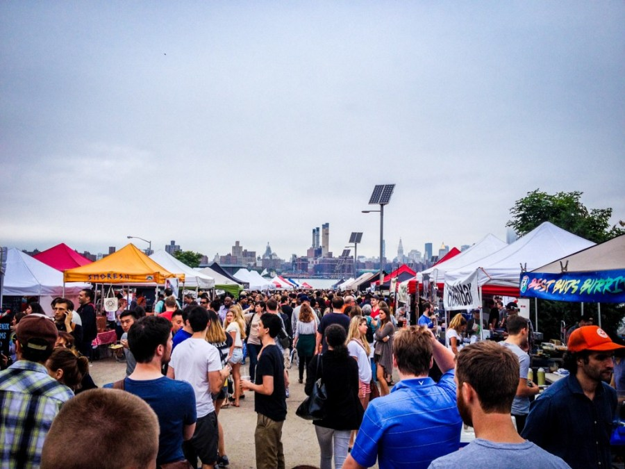 Smorgasburg - New York, USA
