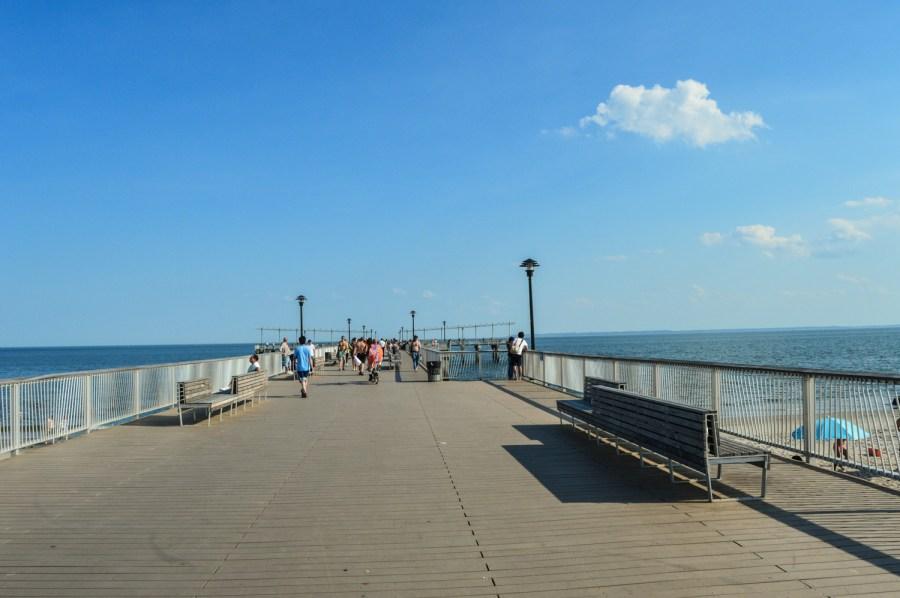 Le pont de Requiem for a Dream - New York, Etats Unis