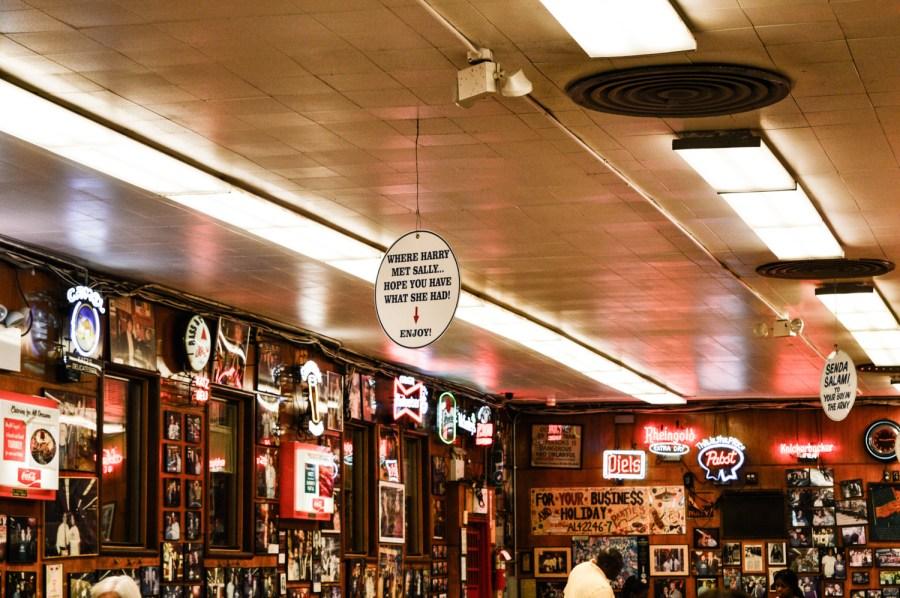 Katz's Delicatessen - New York, Etats Unis