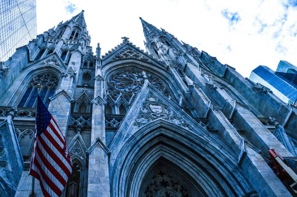 Cathédrale Saint-Patrick - New York, Etats-Unis