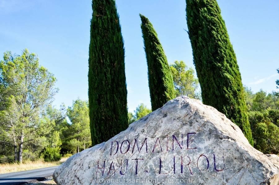 Domaine Haut Lirou - Saint Jean de Cuculles, France