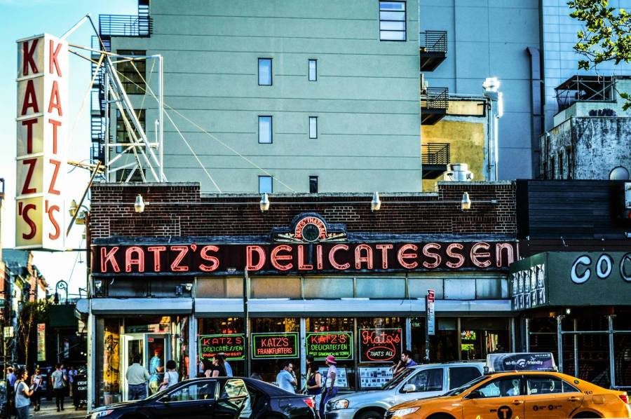 Kat'z Delicatessen - New York, Etats-Unis