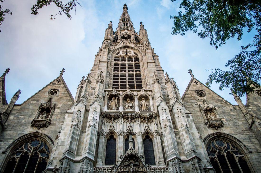 Saint- Maurice church - Lille, France