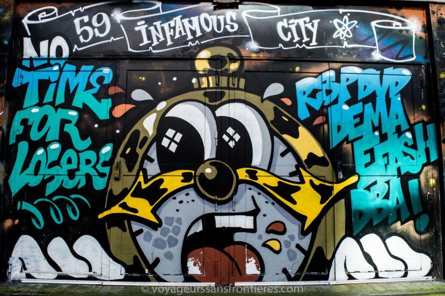 Street art - Lille, France