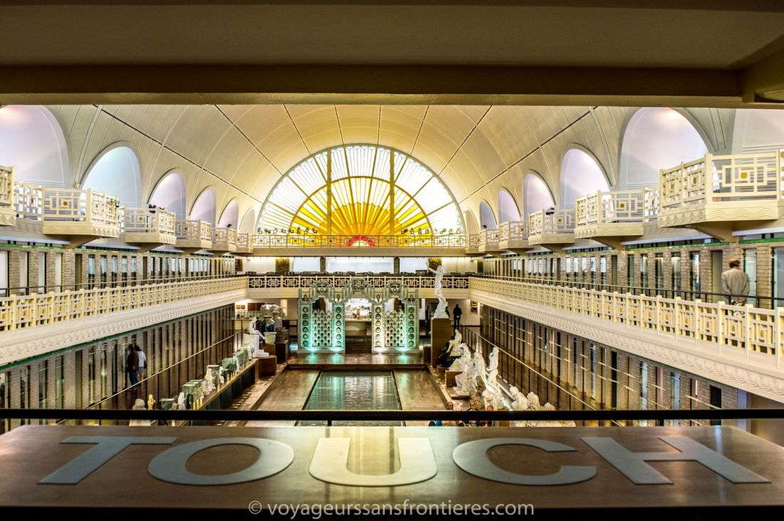 Le musée de la piscine - Roubaix, France
