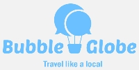 Logo Bubble Globe