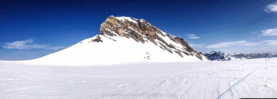 Glacier 3000 - Switzerland