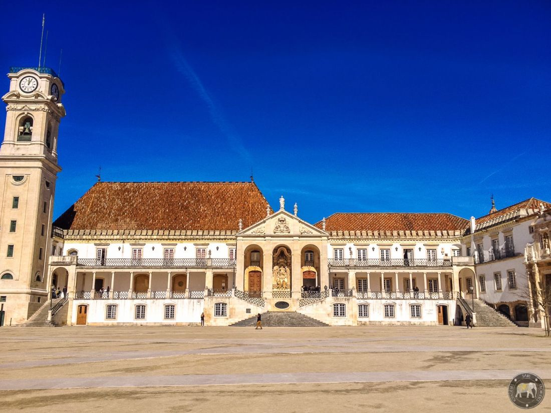 The University of Coimbra - Portugal