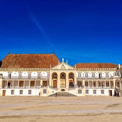 L'Université de Coimbra - Portugal