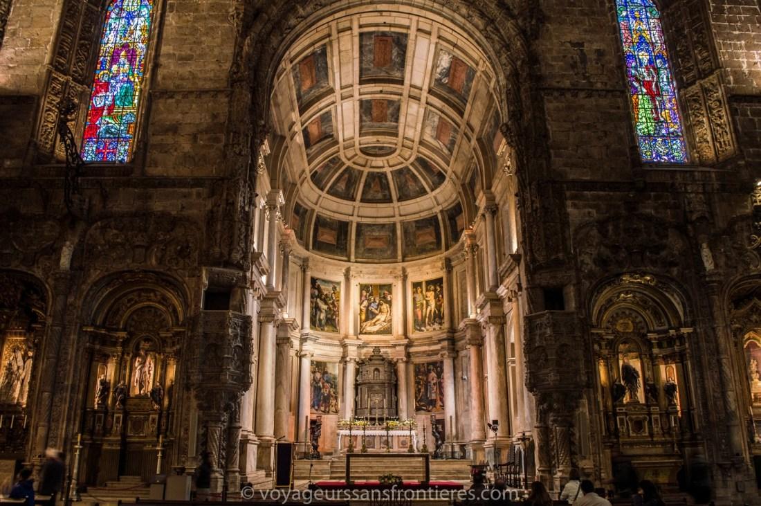 Church of the Jeronimos - Lisbon, Portugal