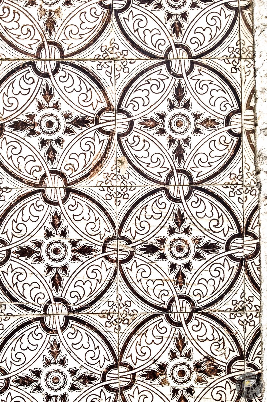 Azulejos - Lisbon, Portugal