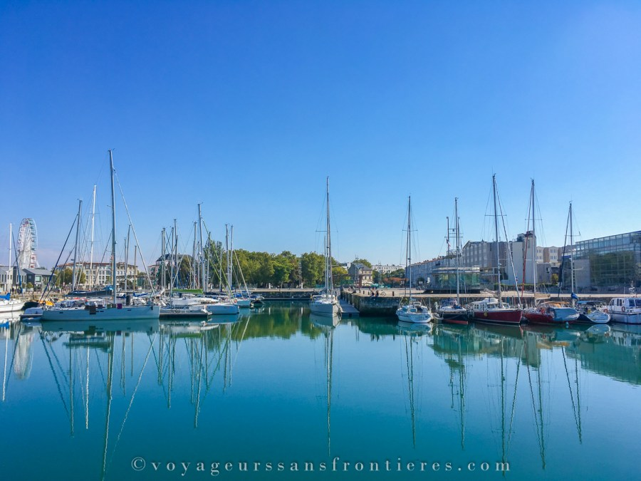 Port - La Rochelle, France