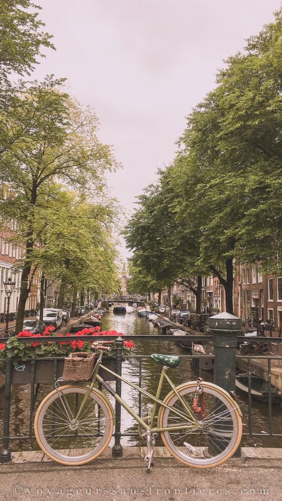 Amsterdam - Voyageurs Sans Frontières