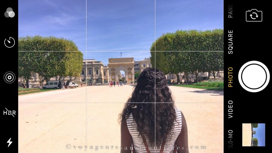 iPhone screenshot - Borderless Travelers