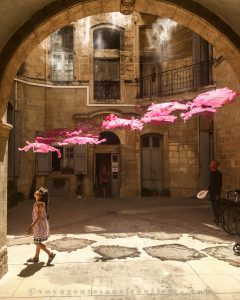 Festival Architectures Vives - Montpellier, France