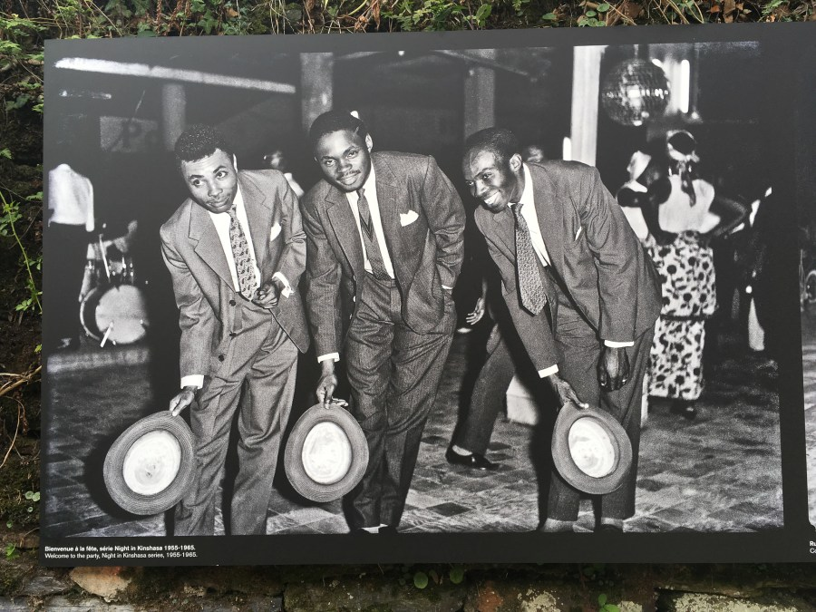 """""""The nights and days of Kinshasa, 1951-1975"""" by Jean Depara - 2017 Photo Festival - La Gacilly, Brittany"""