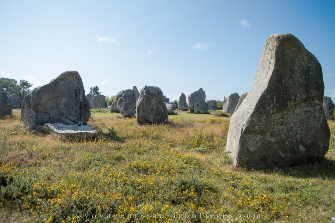 Carnac Megaliths - Brittany