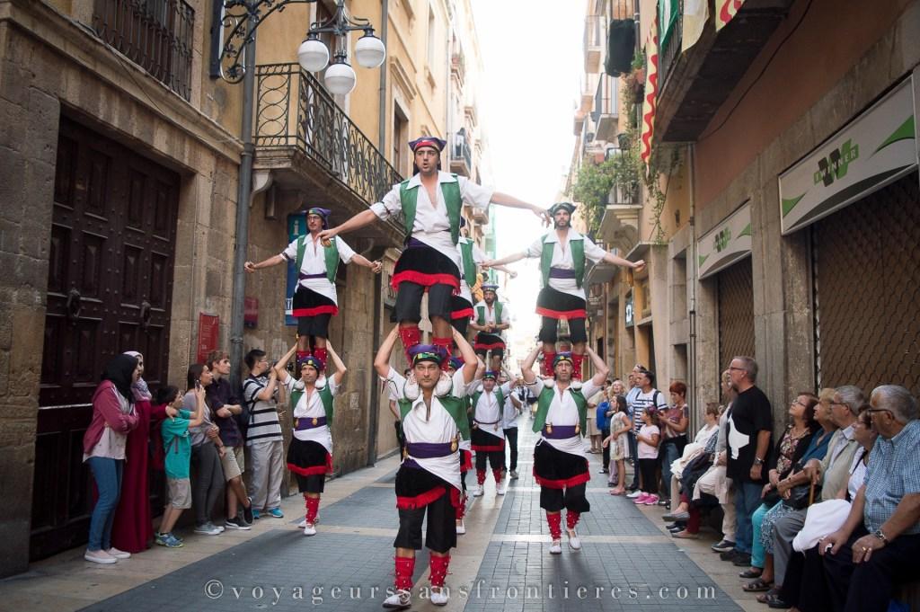 Santa Tecla 2017 - Tarragone, Catalogne