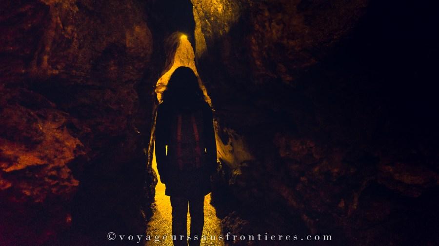 Grotte de Dargilan - Aveyron, France