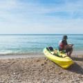 Kayak de mer- Sète, France